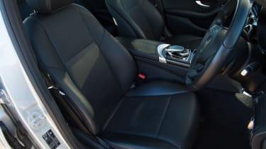Used Mercedes C-Class Mk4 - seat