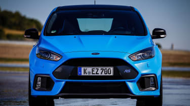 Ford Focus RS Edition - full front static