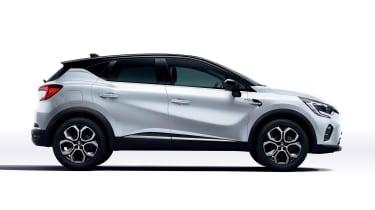 Renault Captur E-Hybrid - side