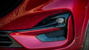 Ford Puma - front detail