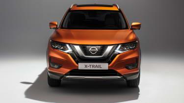 New Nissan X-Trail - full front