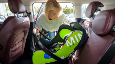 Mini Clubman - Child Seat
