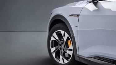 Audi e-tron 50 - wheel
