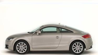 Used Audi TT - side