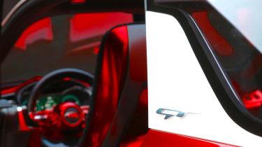 Kia Proceed concept - Frankfurt dash