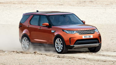 Land Rover Discovery 2017 - official off road 5