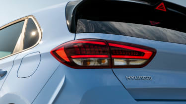 Hyundai i30 N Performance DCT - brake light