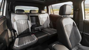Volkswagen Tiguan Allspace - seats