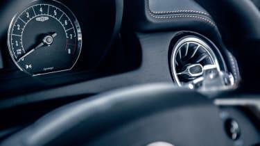 David Brown Automotive Speedback Silverstone edition steering wheel