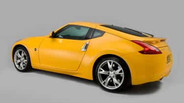 Nissan 370Z rear