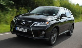 Lexus RX - most reliable cars 2016