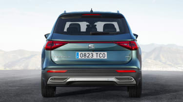 SEAT Tarraco - full rear