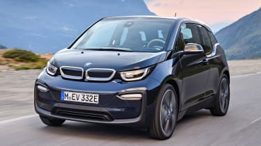 BMW i3 facelift - front