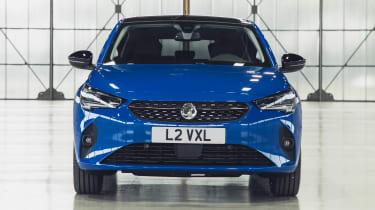 Vauxhall Corsa-e - full front