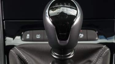 Vauxhall Grandland X gearbox