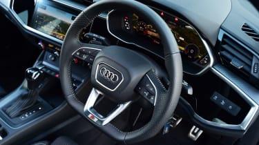 Audi Q3 - cabin