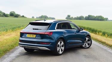 Audi e-tron - rear static