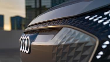 Audi AI:ME concept - grille