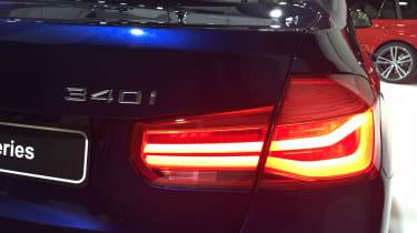 BMW 3 Series facelift - 340i
