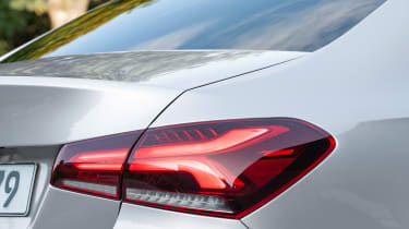 Mercedes A-Class Saloon - rear detail