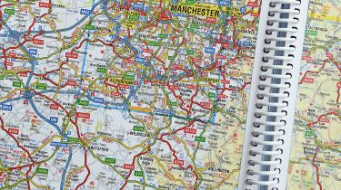 AZ 2016 Great Britain Road Atlas