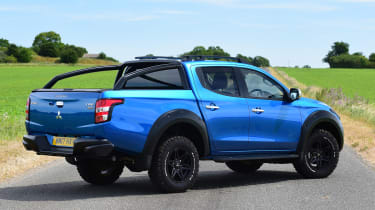Mitsubishi L200 Barbarian SVP - rear static