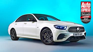 Mercedes E-Class - New Car Awards 2021