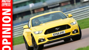 OPINION: Ford mustang
