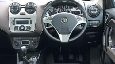 Alfa MiTo JTDm Sprint dash