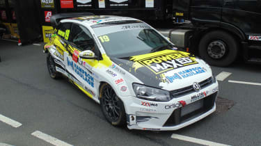 Coventry Motofest 2016 - WorldRX Polo
