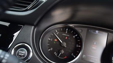 Nissan X-Trail - speedo