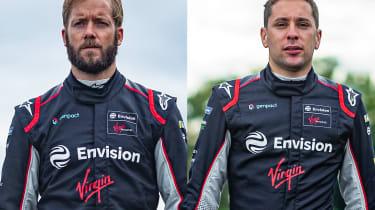Envision Virgin Racing drivers 2019/2020