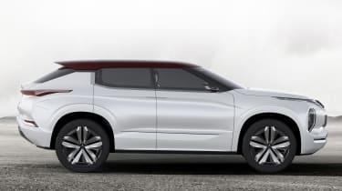 Mitsubishi GT-PHEV Concept studio