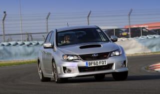 Subaru WRX STi fc
