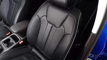 Vauxhall Grandland X - front seat