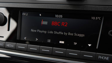 Triple test – Skoda Citigo - infotainment