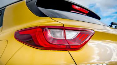 Kia Stonic UK review - tail light