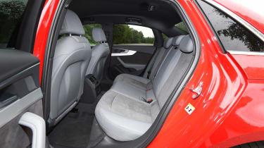 Used Audi A4 Mk5 - rear seats