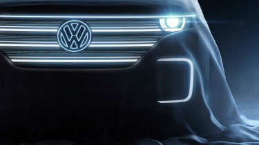 VW CES Concept teaser