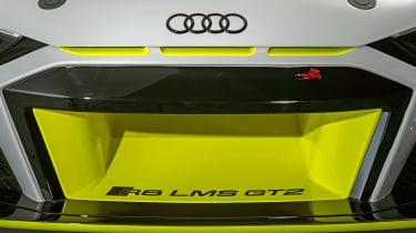 Audi R8 LMS GT2 - front detail