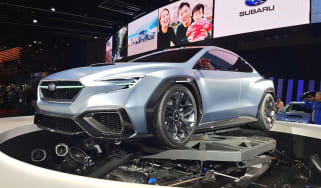 Subaru VIZIV Performance Concept - front