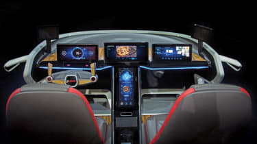 Tech or Trick April Fools: in car virtual kitchen assistant