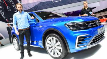 Volkswagen Tiguan - Jonathan Burn