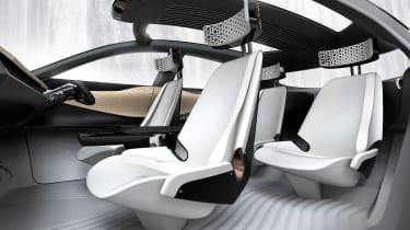 Nissan IMx concept - interior