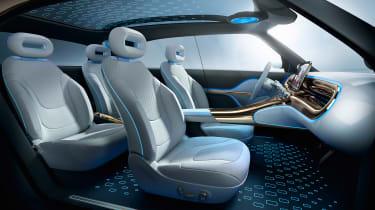 Smart SUV concept - interior