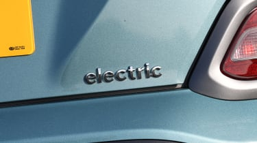 Hyundai Kona Electric - badge