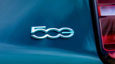 Fiat 500 - badge