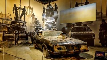 Petersen Automotive Museum - Mad Max