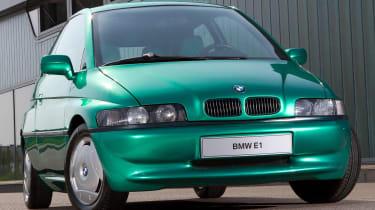 BMW E1 - front