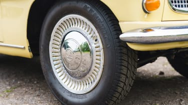 Original Skoda Octavia - wheel